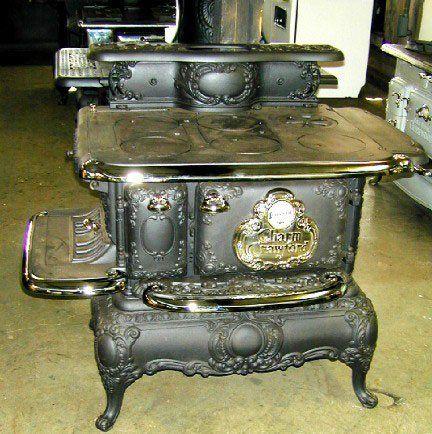 Las estufas antiguas taringa jardineria for Cocinas a gas economicas