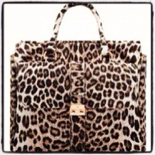 Mulberry mixed with leopard & marshmallow!
