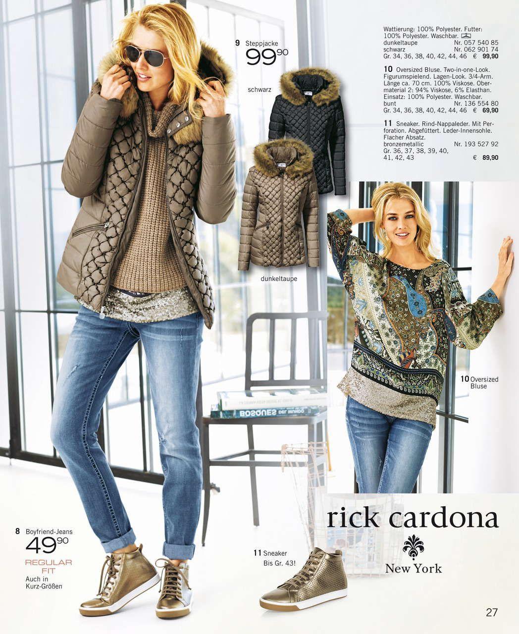 f0935aed Каталоги одежды 2015 онлайн. Отто, Quelle, Apart, Neckermann, Heine ...