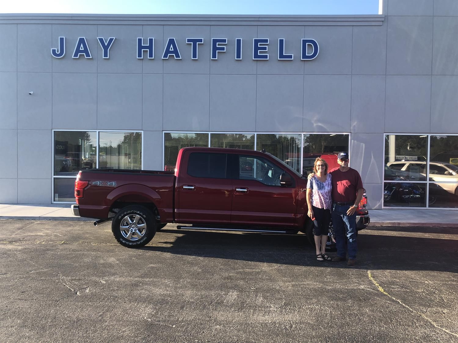 Jay Hatfield Ford >> Jerry And Dawna Are You Ready To Start A New Adventure With