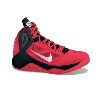 Nike Dual Fusion BB II Basketball Shoes