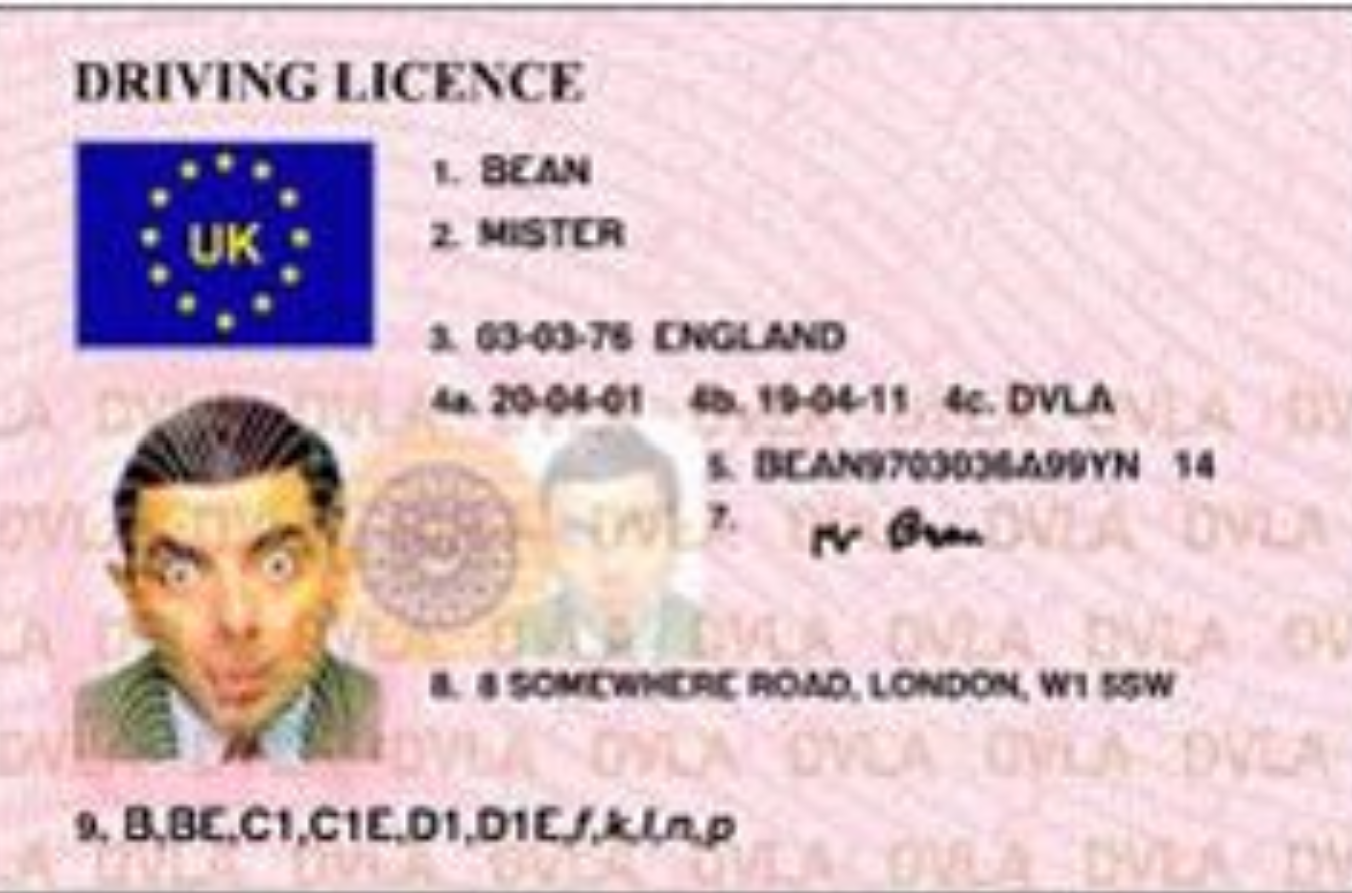 Why I Shared That Story Drivers License Driving License Certs