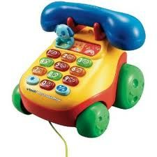 Vtech Pull and Learn Phone $29.90