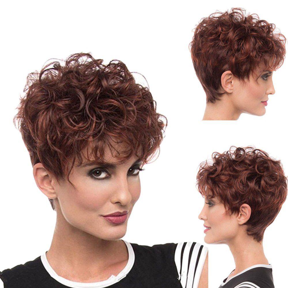 〖Follure〗Fashion Women's Sexy Full Wig Short Wig C