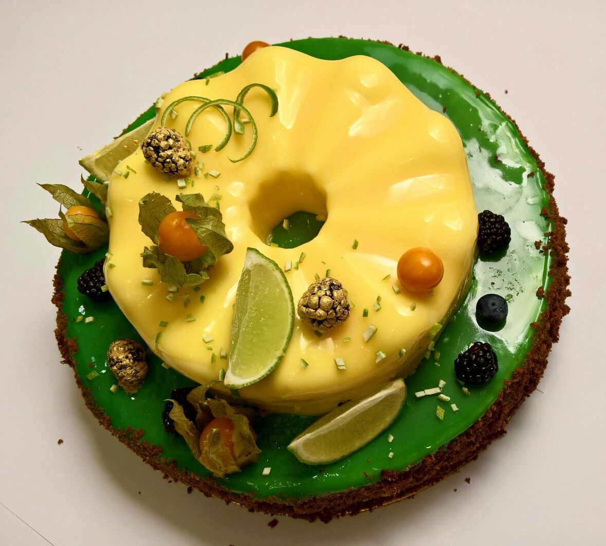 Mouse Cake With Passion Fruit Birthday Cake Cakes Pinterest