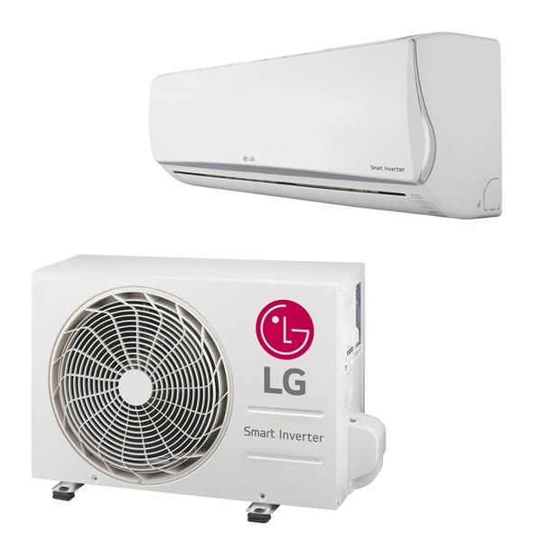 LG LS180HSV5 18,000 BTU 21.5 SEER Ductless Mini Split Heat