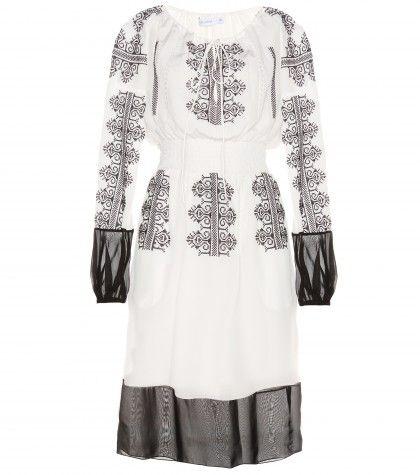 Altuzarra - Bridget embroidered silk dress - mytheresa.com GmbH