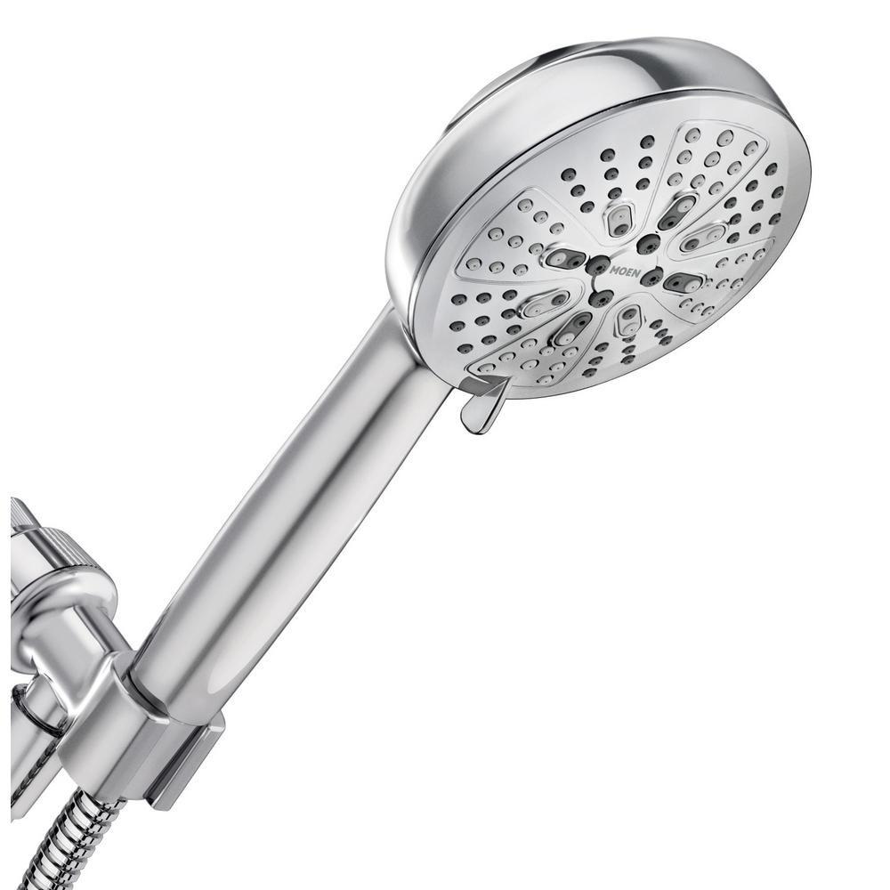 American Standard Modern 3 Spray Handheld Showerhead With Water