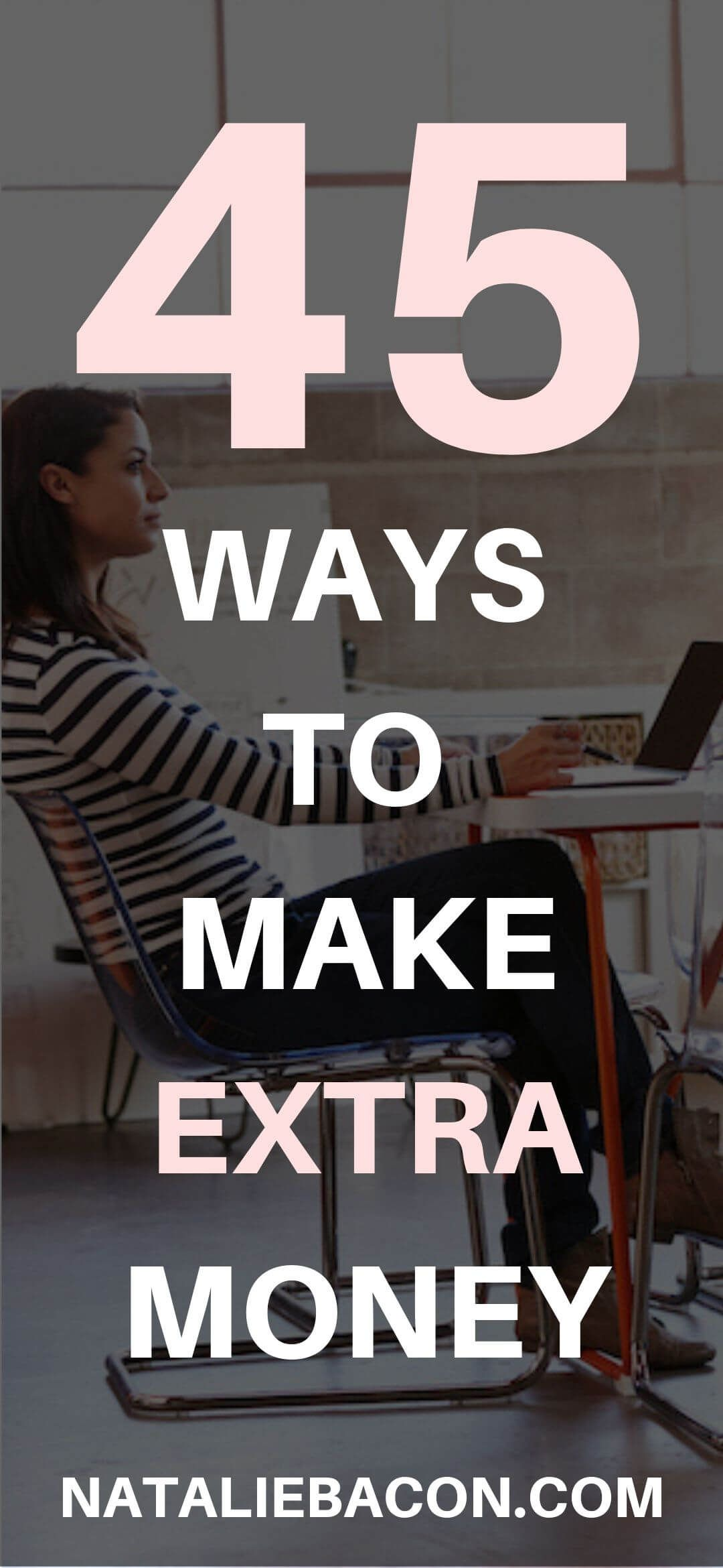 Ways To Make Extra Money From Home