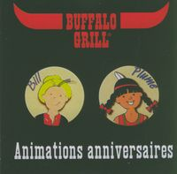 animation anniversaire buffalo