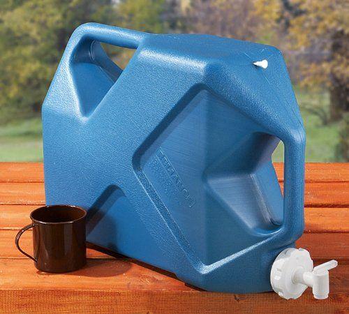 Camping Water Cooler Jugs Camping Water Camping Water Container Water Containers