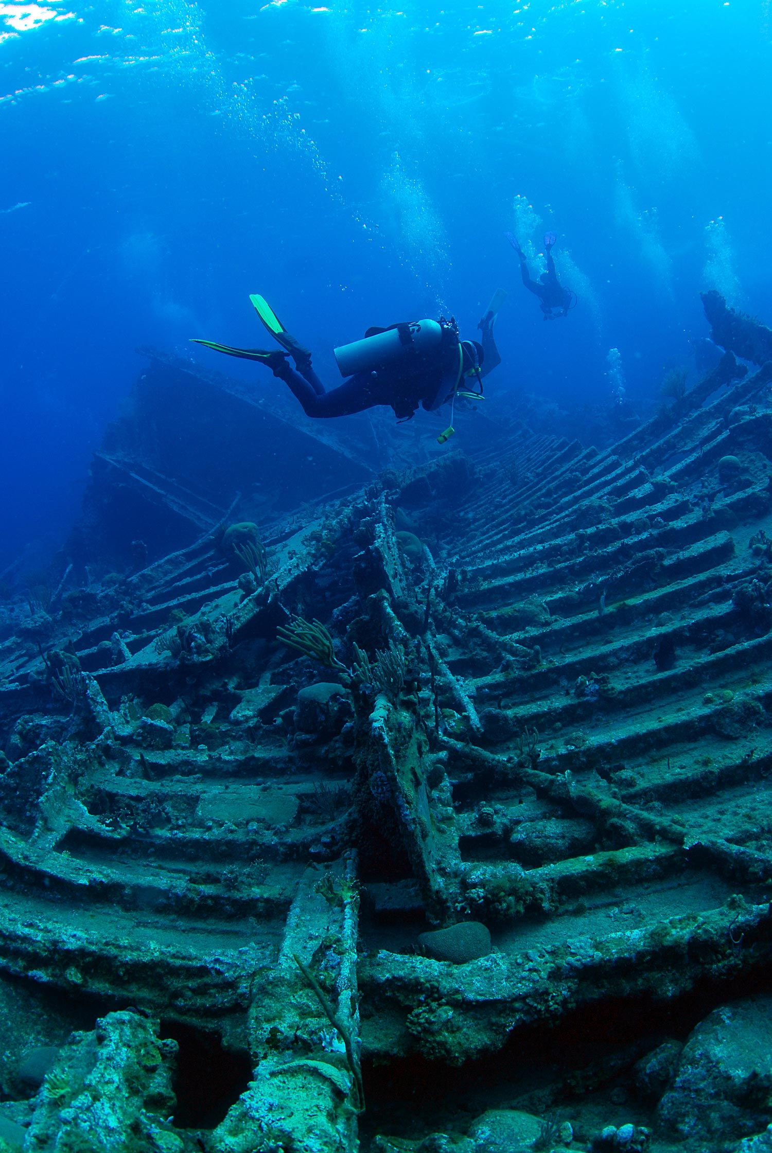 """""""Exploring The Wreck Of The RMS"""