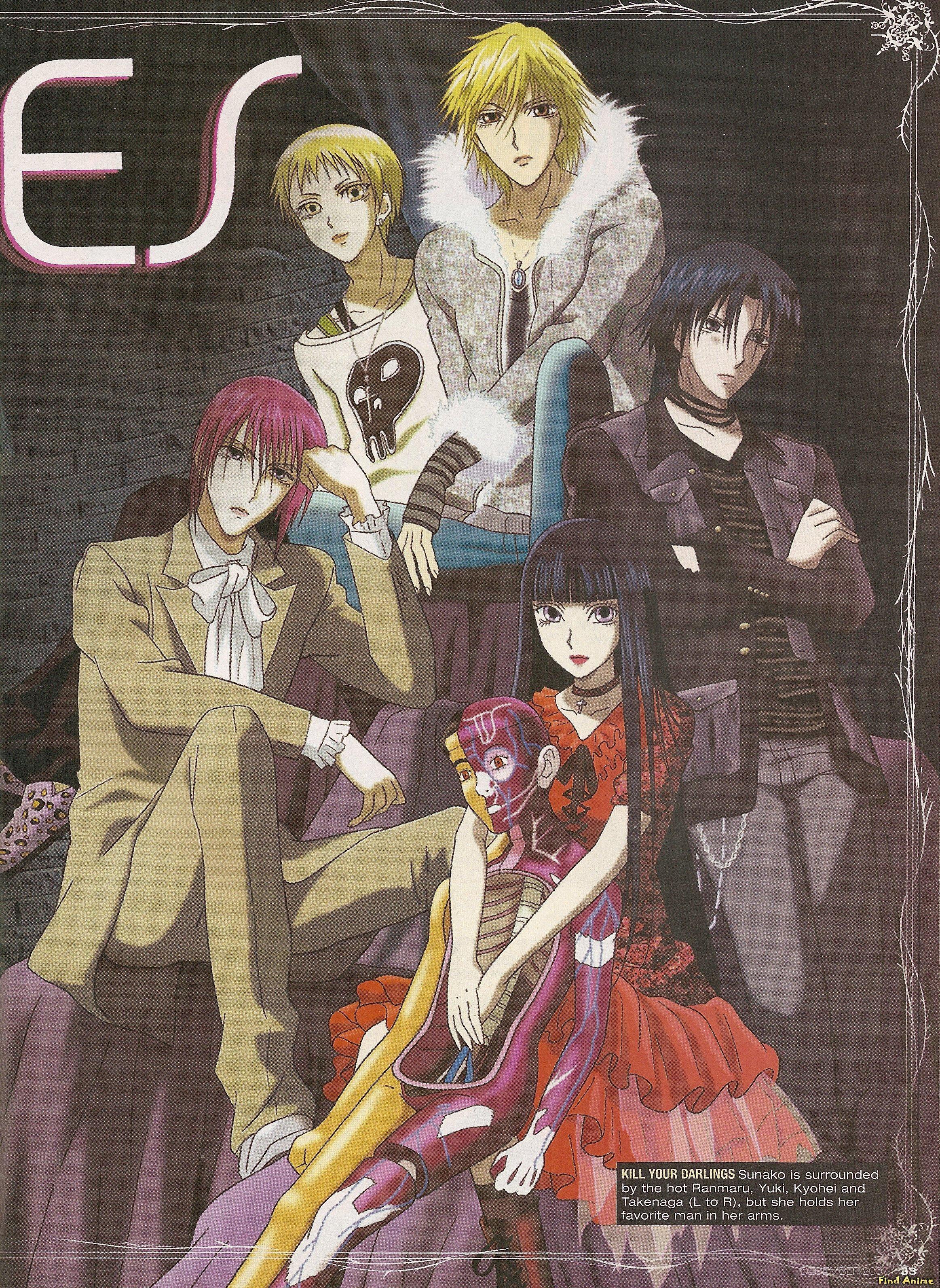 Smotret Besplatno Anime Sem Oblichij Nadesiko Yamato The Seven