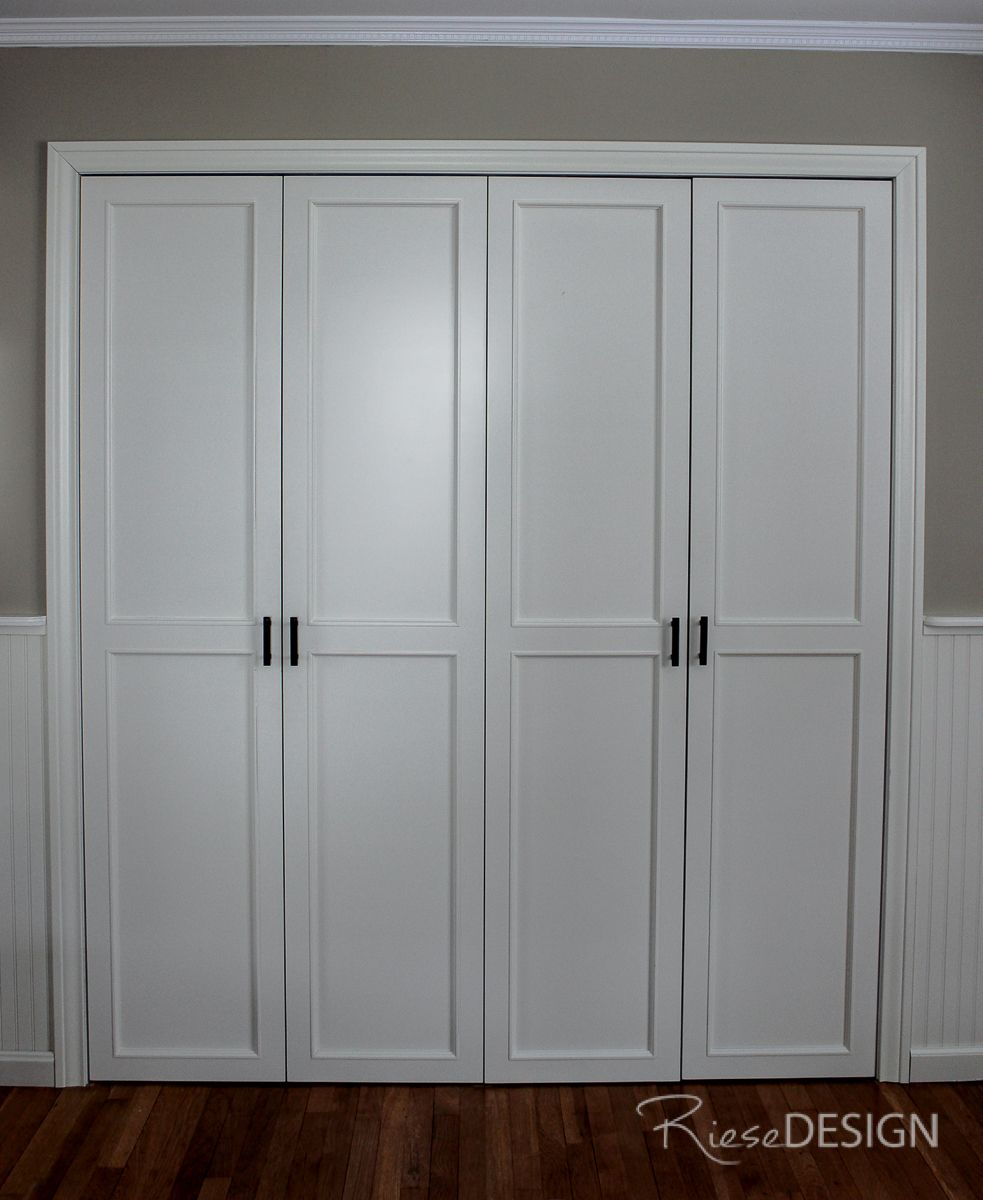 Side By Side Closets In Bedroom Doors Do Not Always Have