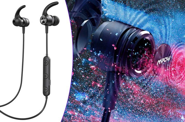 Mpow S10 IPX7 Sports Music Wireless Headset Review
