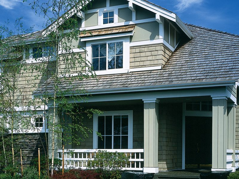 Certainteed Cedar Impressions Fibercement Shingle Project Hardie Siding
