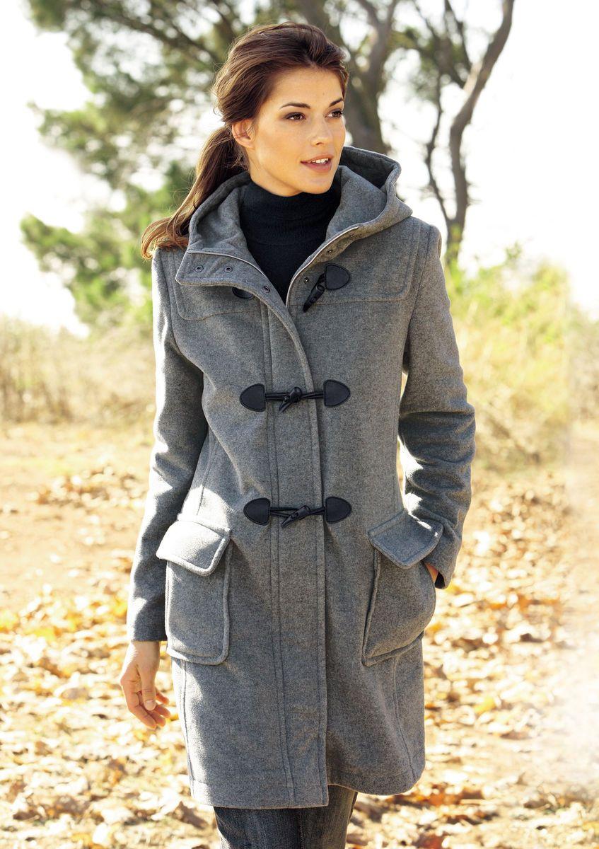 Wintermantel bzw. Dufflecoat, In Linea Firenze Online Shop - Kaufen ...