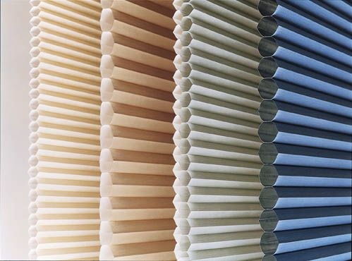 Shopping For Cellular Window Shades But Feeling A Little Confused By The Range Of Cell Measurements Compare Honeycomb Blinds Honeycomb Shades Cellular Shades