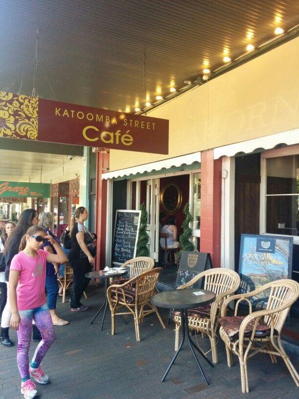 Katooma Street Cafe