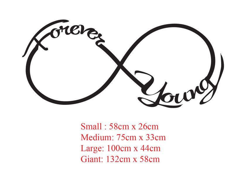 Pix For Forever Young Symbol Tattoo Pinterest Forever Young