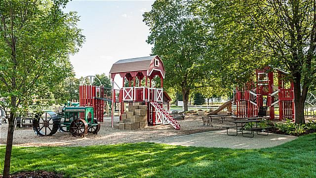 Playground Theme Ideas From Dragons To Space Exploration Playground Community Playground Diy Playground