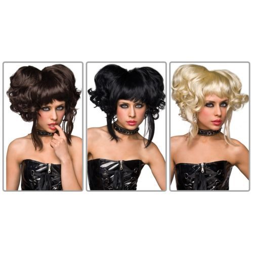 Wigs and Facial Hair 155350  Gothic Lolita Wigs Adult For Womens Steampunk  Vampire Costume Fancy Dress -  BUY IT NOW ONLY   38.59 on eBay! d30cd7aa3f