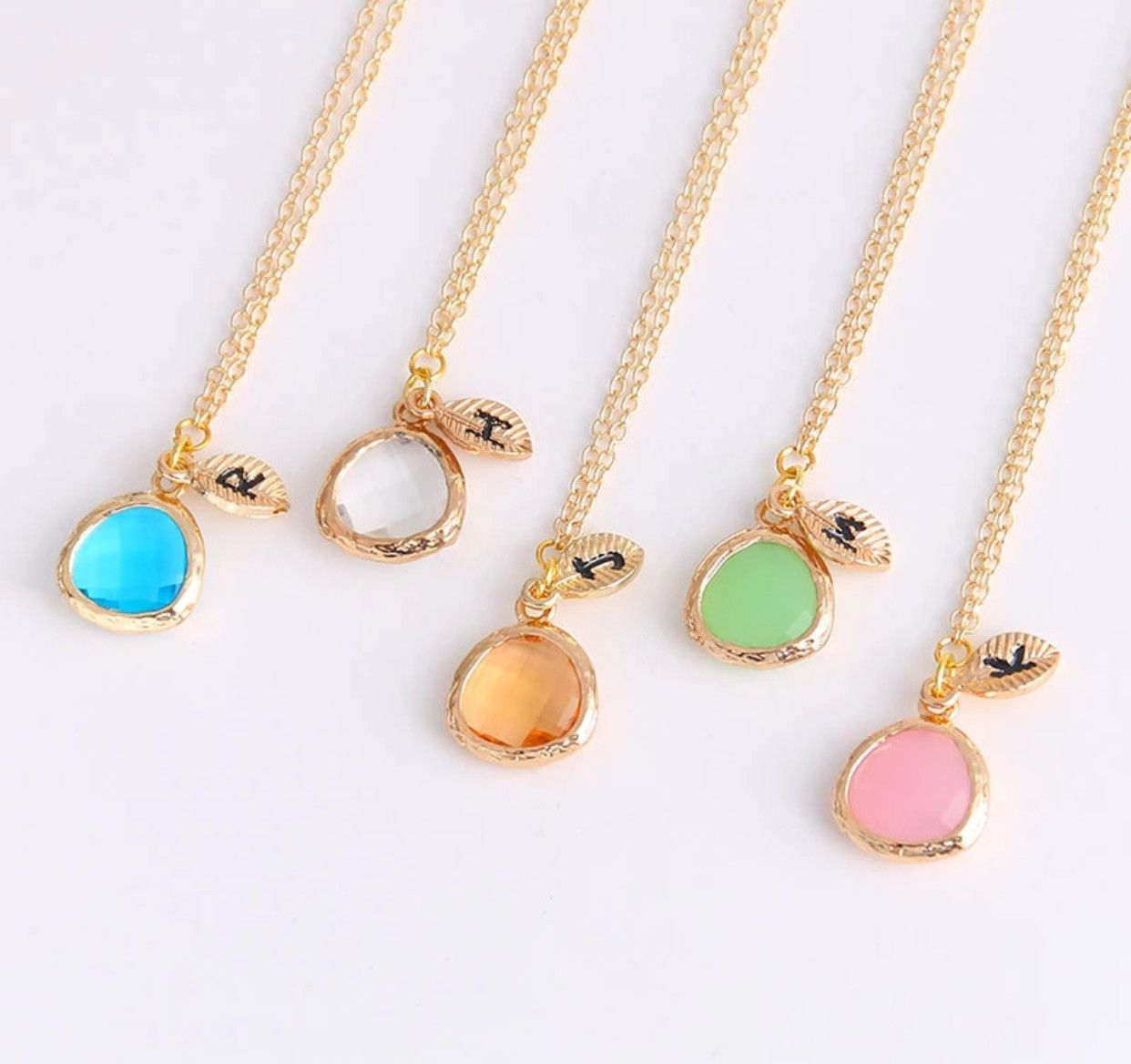 Pre order dainty initial necklace tiffanys boutique fashion pre order dainty initial necklace tiffanys boutique aloadofball Gallery