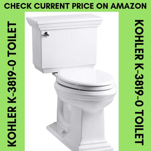 Wondrous This Kohler K 3819 Toilet Has Some Outstanding Qualities Beatyapartments Chair Design Images Beatyapartmentscom