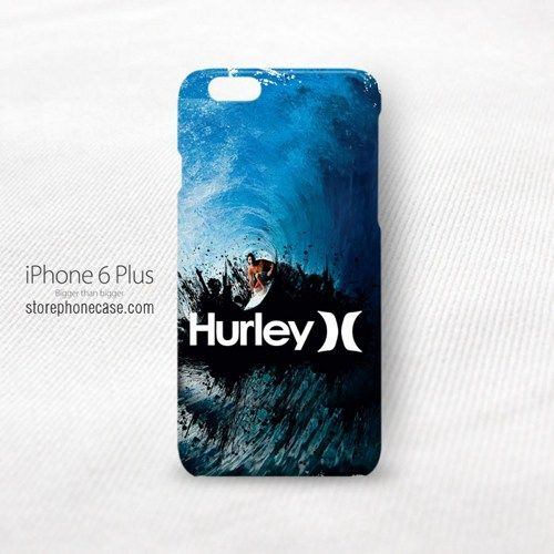 Hurley Surfing iPhone 6 Plus Cover Case | iPhone 6 Plus Case ...