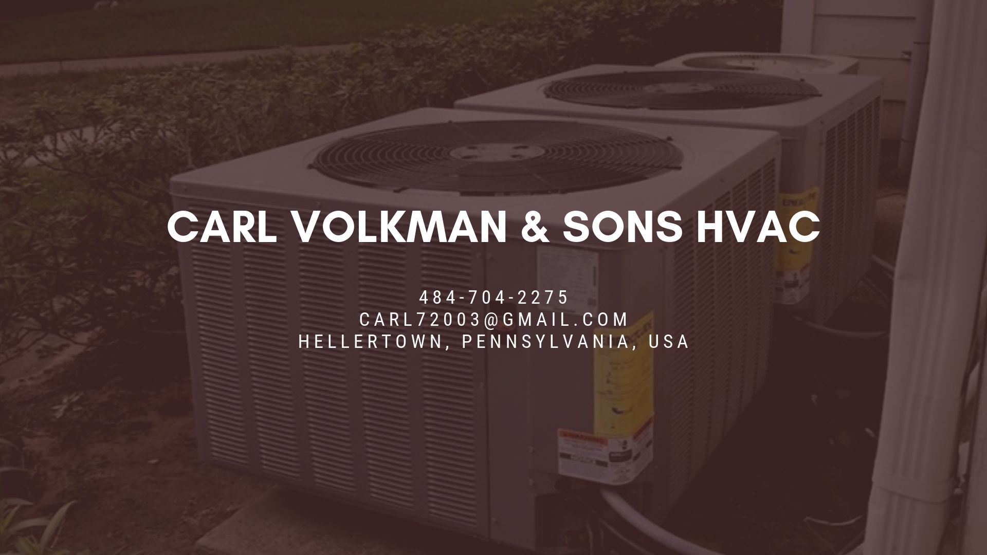 We Offer Heating And Cooling System Repair Installation And