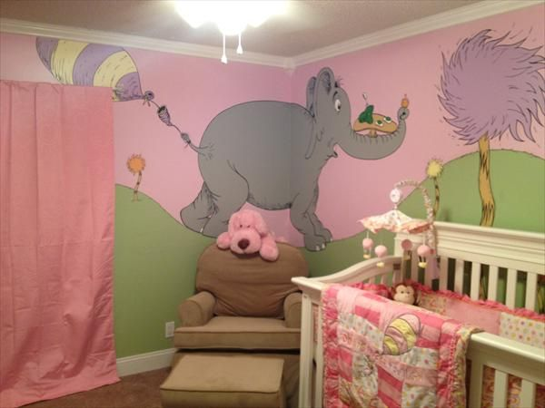 Google Image Result For Http Themeroomideas Com Dr Seuss Dr Seuss Bedroom Des Themed Hotel Rooms Bedroom Themes Room
