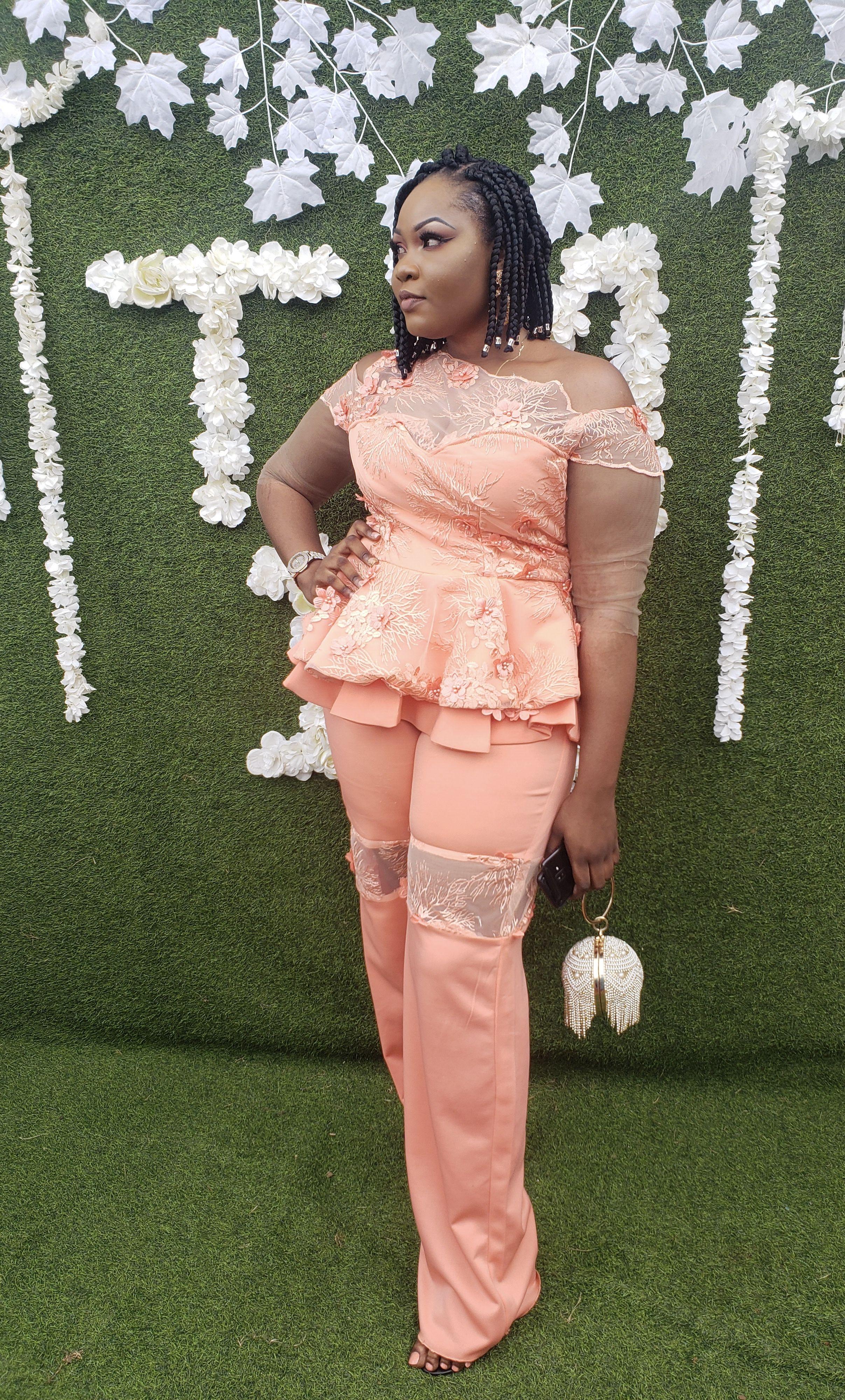 #jumpsuit #asoebistyles #weddingguest