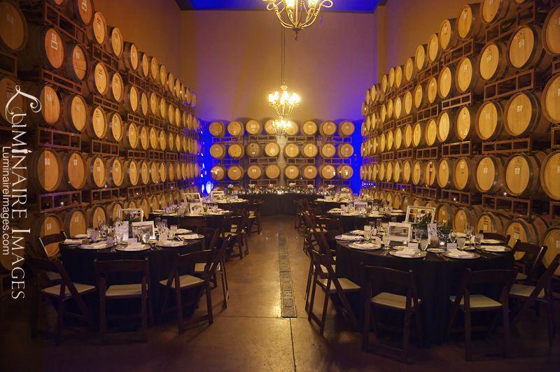 Wilson Creek Winery Wedding Winery Weddings Winery Reception Dinner