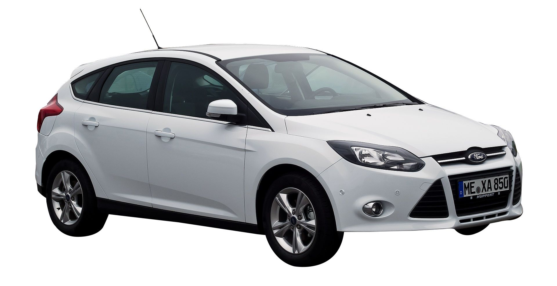 One Of The Most Fuel Efficient Rental Cars In Our Fleet