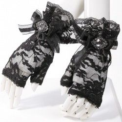 Lace gloves by RQ-BL