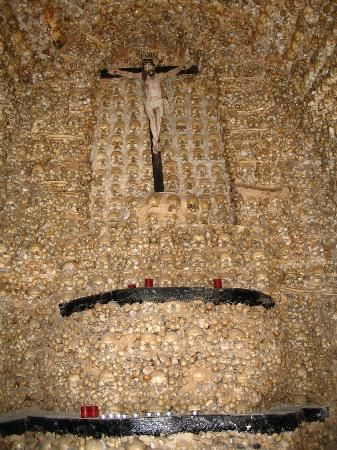 Chapel of Bones (Capela de Ossos) Picture