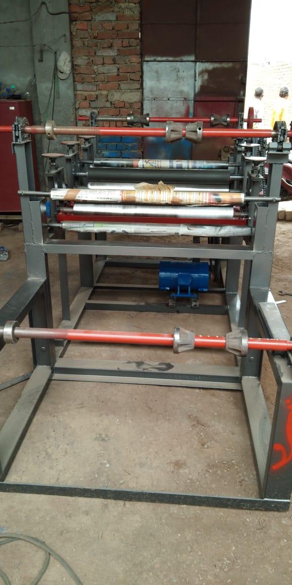 Paper Roll Lamination Machine Manufacturers In Delhi In 2020 Automatic Vacuum Industrial Machine Manufacturing