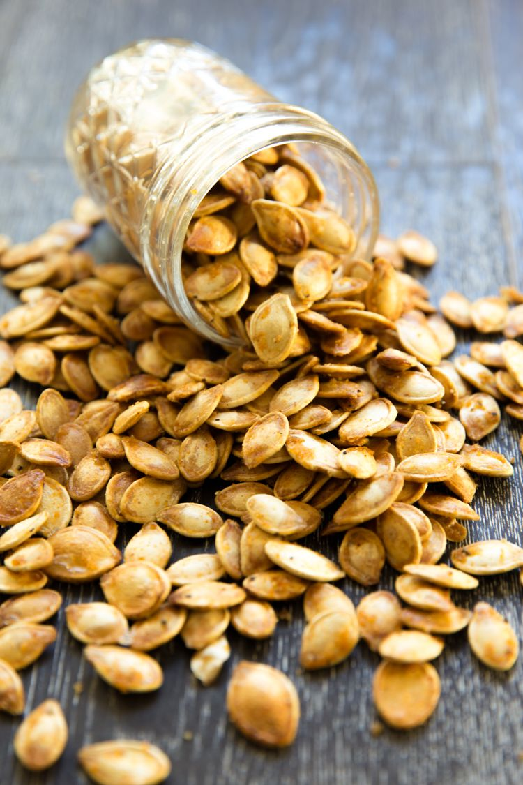 how to make oven pumpkin seeds
