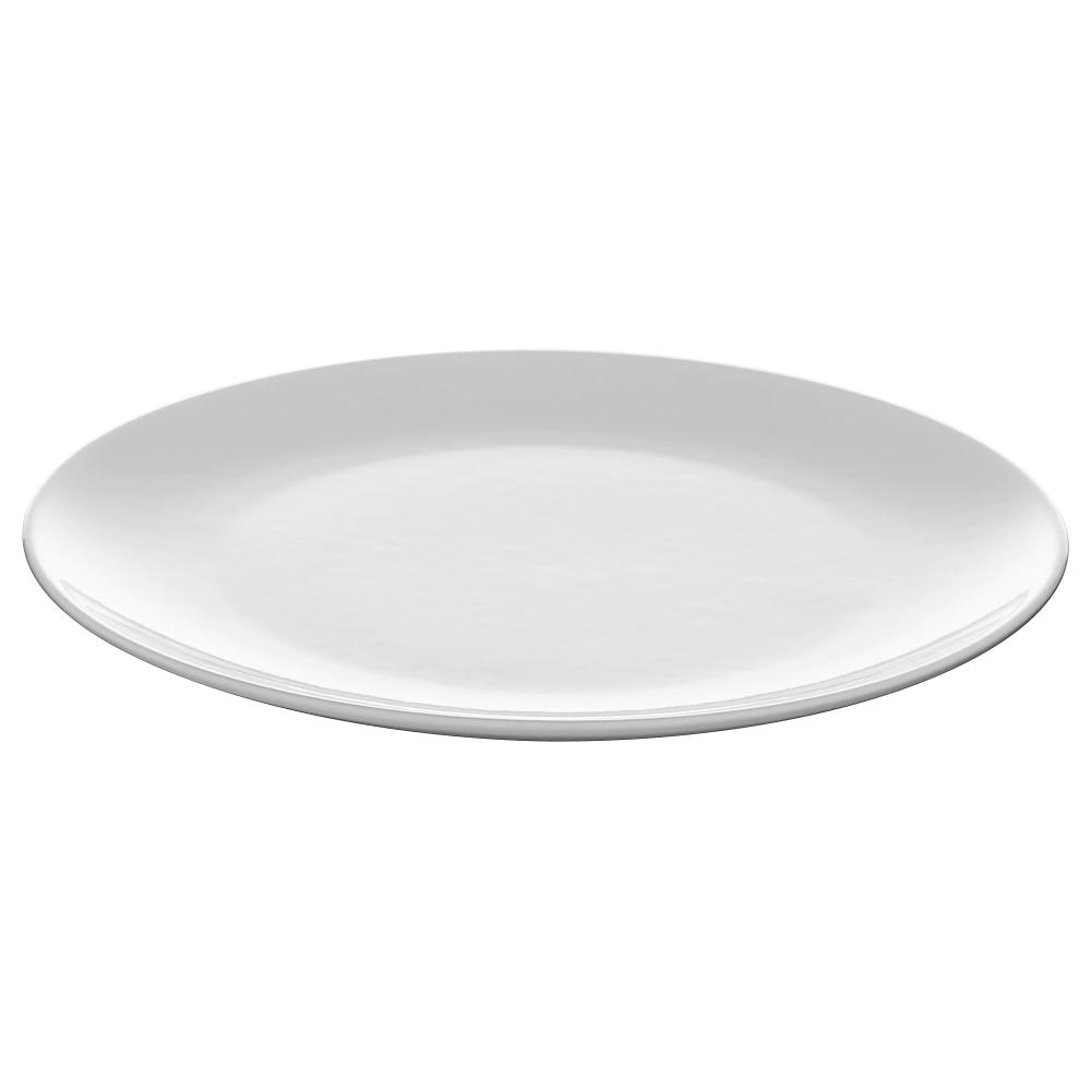 Flitighet Plate White Ikea In 2021 Plates White Dinnerware Set Ikea