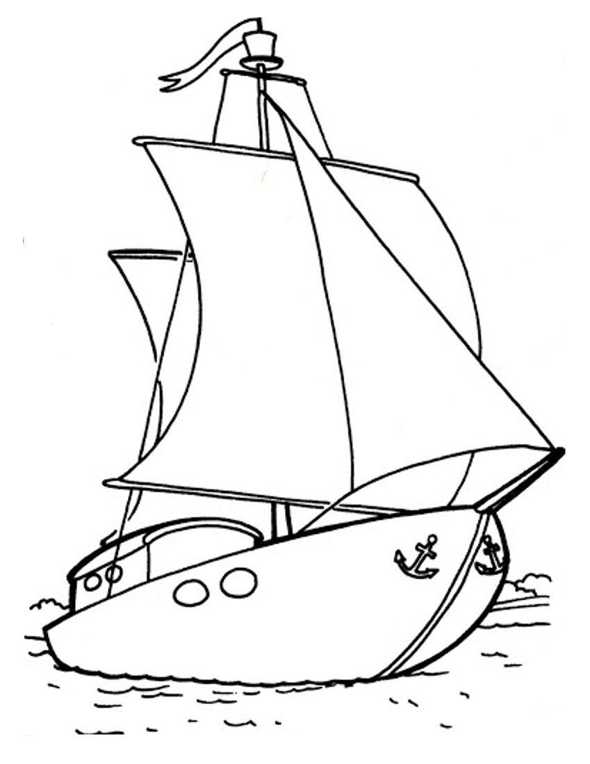 barca a vela | mare | Pinterest | Velas y Pitufos