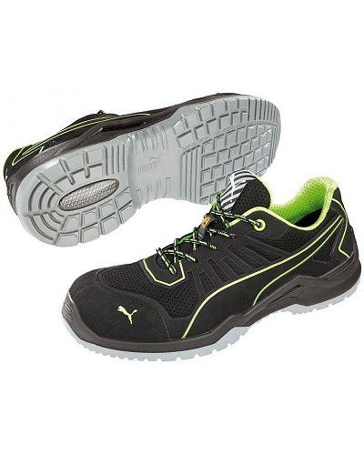 Puma Safety 64.421.0 Fuse TC Green Low S1P ESD SRC ...