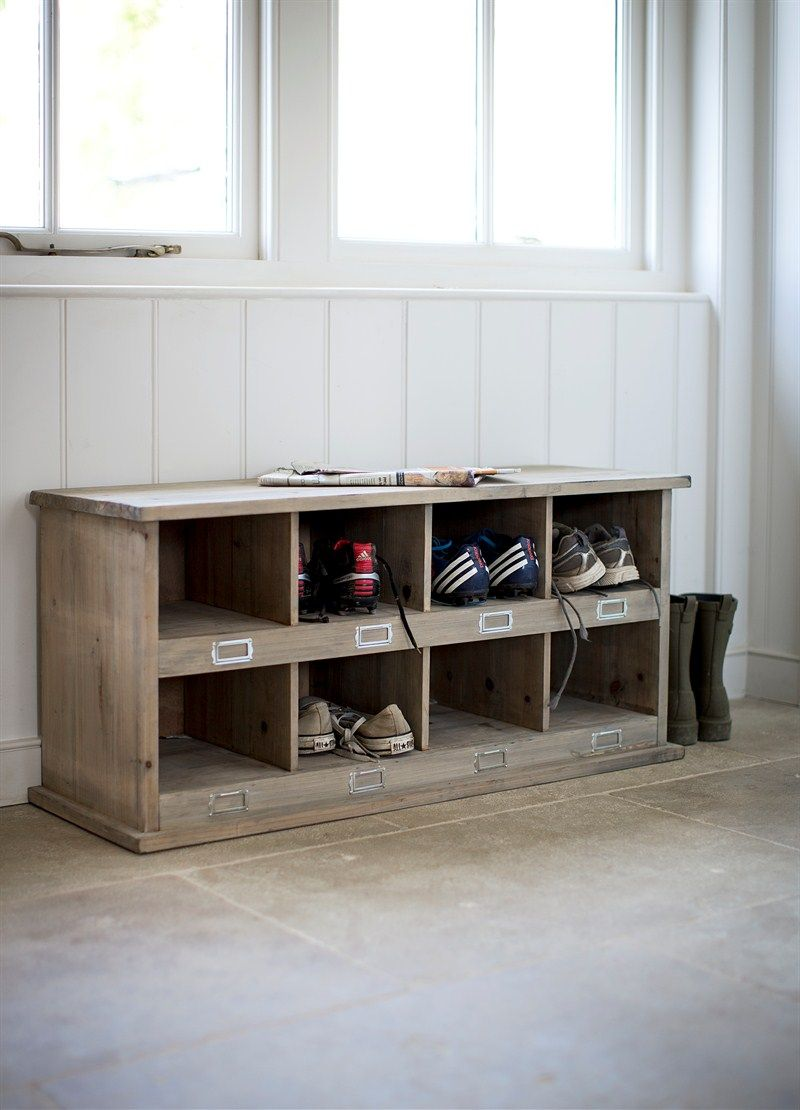 Inspired By A Vintage School Locker The Chedworth 8 Shoe Locke Is Neat Way To Those Stray Traineressy Football Boots