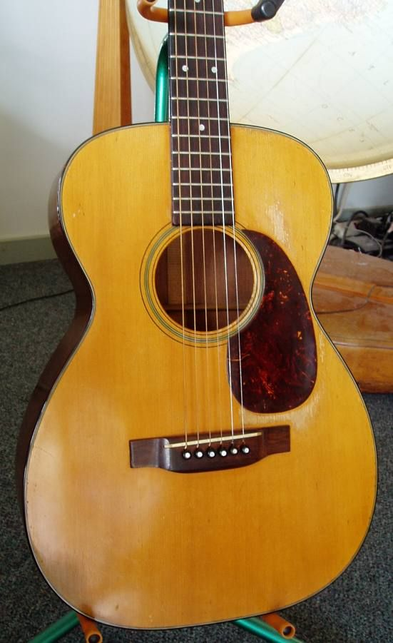 1954 Martin 018 Martin Guitar Guitar Acoustic