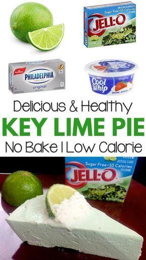 Quick & Easy Keto Key Lime Pie