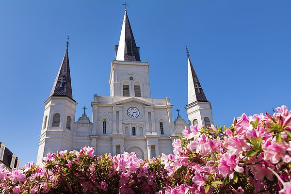 """""""Springtime in New Orleans"""" by Kristina Austin Scarcelli"""