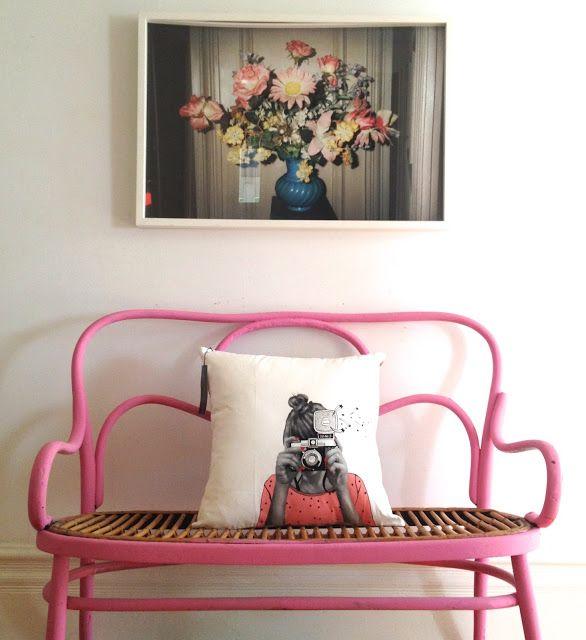heather nette king: more cushion love...