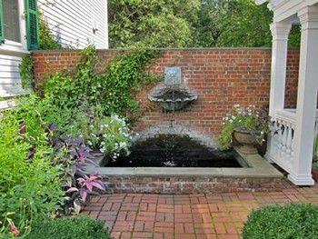 Charming Small Yard Brick Patio Designs | Patio Designs And Ideas