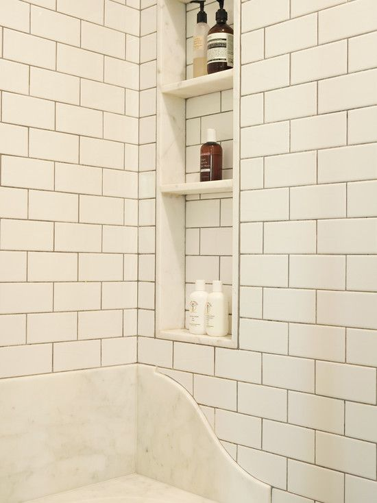 25 Beautiful Shower Niches For Your Beautiful Bath Products With