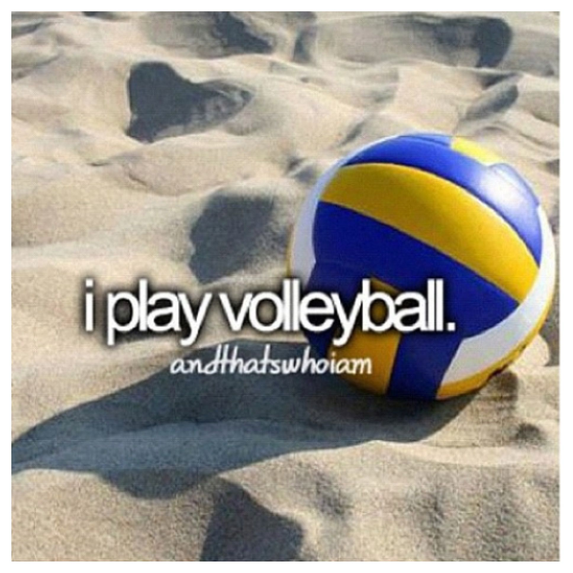I Play Volleyball Volleyball Play Volleyball Beach Volleyball