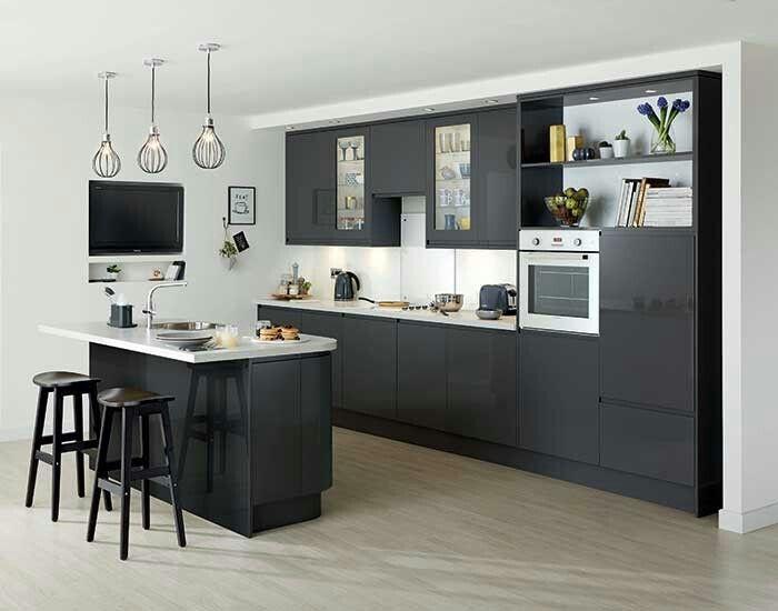 Inspiration pour notre projet cuisine contemporaine - Refaire sa cuisine rustique en moderne ...